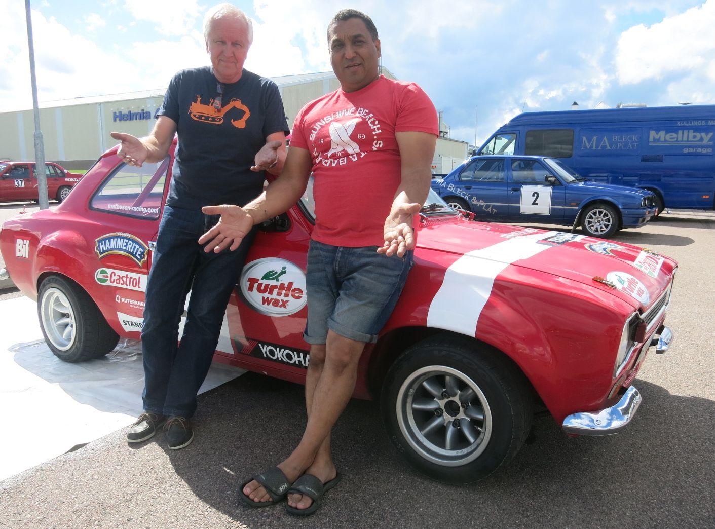 rallybiler til salgs i sverige